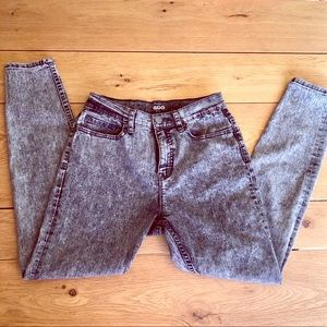 Urban Outfitters Acid Wash Jeans